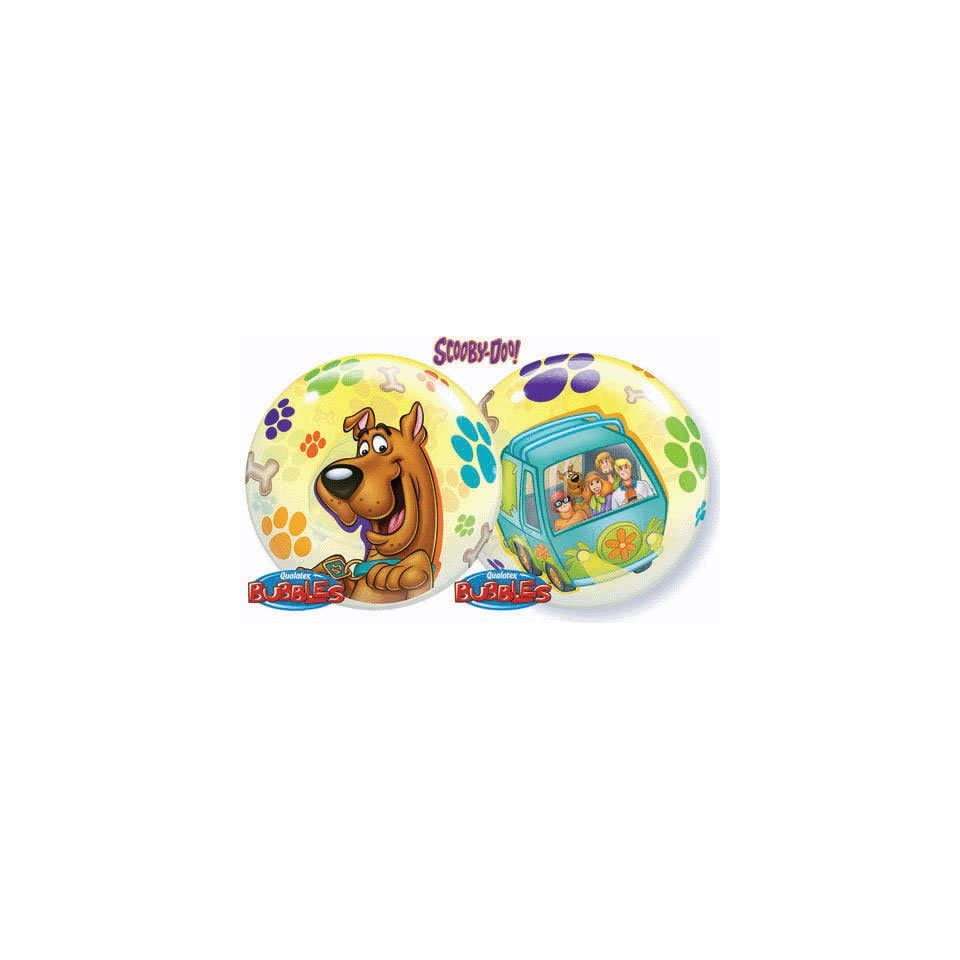 22 Scooby doo Mystery Machine Bubble Balloon (1 per package)