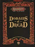 Domains of Dread (Advanced Dungeons & Dragons: Ravenloft, Campaign Setting/2174) (0786906723) by Steve Miller