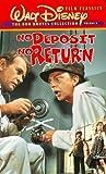 No Deposit No Return [VHS]