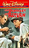 No Deposit No Return [VHS]