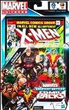 Marvel Universe Greatest Battles Action Figure Comic 2Pack - Colossus vs Juggernaught