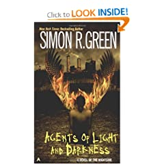 Agents of Light and Darkness (Nightside, Book 2) by Simon R. Green