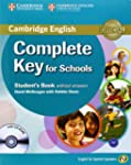 Complete Key for Schools for Spanish...