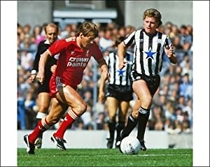 Photographic Prints Of Kenny Dalglish And Paul Gascoigne From Colorsport from Media Storehouse