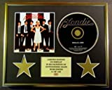 BLONDIE/CD DISPLAY/ LIMITED EDITION/COA/PARALLEL LINES