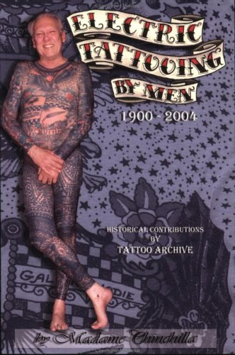 Electric Tattooing by Men, 1900-2004