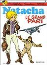 Natacha, tome 11 : Le grand pari par Walthéry