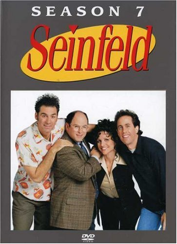 Cover art for  Seinfeld: Season Seven