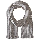 BOSS Green Men's C-Fanton Scarf, Open Grey, One Size