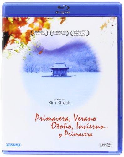 Primavera, verano, otoño, invierno... y primavera [Blu-ray]