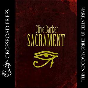 Sacrament | [Clive Barker]