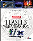 Flash 3 Web Animation F/X and Design