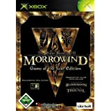 "The Elder Scrolls III: Morrowind (Game of the Year Edition)von ""Ubisoft"""