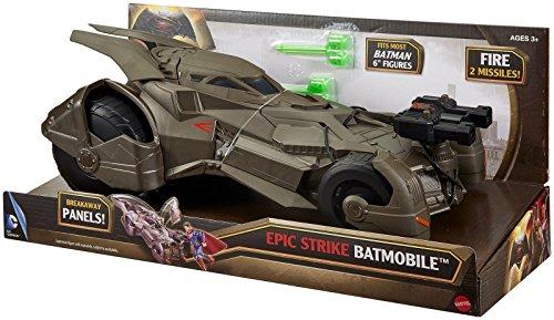 Batman v Superman: Dawn of Justice Epic Strike Batmobile Vehicle at Gotham City Store