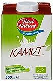 Vital Nature - Kamut, Bevanda Non Zuccherata Con Calcio Vegetale - 500 Ml