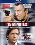 Cover art for  15 Minutes [Blu-ray]