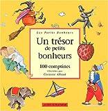 echange, troc Corinne Albaut - Un trésor de petits bonheurs : 100 comptines