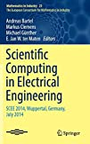 img - for Scientific Computing in Electrical Engineering: SCEE 2014, Wuppertal, Germany, July 2014 (Mathematics in Industry) book / textbook / text book