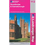 Scunthorpe and Gainsborough (OS Landranger Map Series)by Ordnance Survey