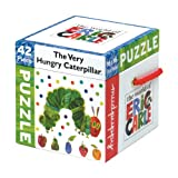 Mudpuppy Eric Carle Caterpillar 42 Piece Puzzle ~ Mudpuppy
