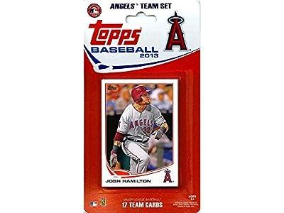 MLB Los Angeles Angels Licensed 2013 Topps® Team Sets