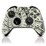 (100 Money) Xbox One Modded Wireless Controller Custom Design w/Extreme Features: Rapid Fire, Auto Burst, Jump Shot, Auto Spot and more (Color: 100 Money)
