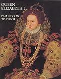 Queen Elizabeth I-Paper Dolls To Color