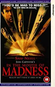 In The Mouth Of Madness [VHS] [1995]