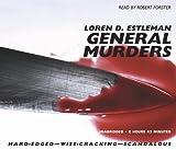 General Murders (The Amos Walker Series #8)