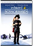 Edward Scissorhands - Full Screen Anniversary  Edition (Edward aux mains dalgent - Edition Danniversaire Plein Ecran )