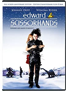 Edward Scissorhands - Full Screen Anniversary  Edition (Edward aux mains dalgent - Edition Danniversaire Plein Ecran ) (Bilingual)