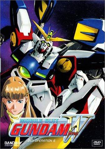Mobile Suit Gundam Wing: Operation 6 [DVD]