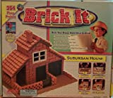 Brick-It Suburban House