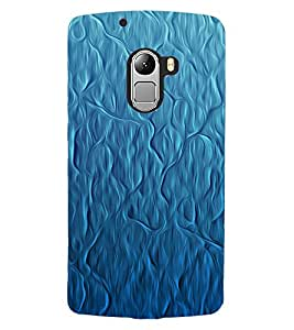 ColourCraft Pattern Design Back Case Cover for LENOVO A7010