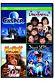 Casper/ Little Rascals/ Harry and the Hendersons/ Nanny McPhee (Bilingual)