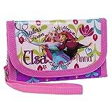 Disney 4194851 Porte Monnaie Elsa et Anna la Reine des Neiges 85 cm Multicolore