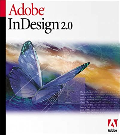 Adobe InDesign 2.0 for Mac