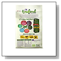 Wellness TruFood Baked Blends Grain Free Puppy Chicken Natural Raw Dry Dog Food, 3-Pound Bag