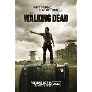 51WScjV96 L. SL500 AA300  The Walking Dead…..Smartphone