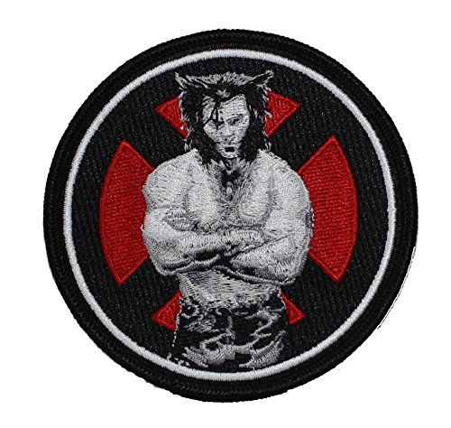Application Marvel Extreme Wolverine Arms Crossed Patch - 1