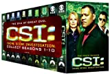 Csi: 10 Season Pack [DVD] [Import]
