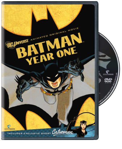 Batman: Year One (Single-Disc Edition) at Gotham City Store