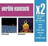 Future Shock/Head Hunters by Herbie Hancock [Music CD]
