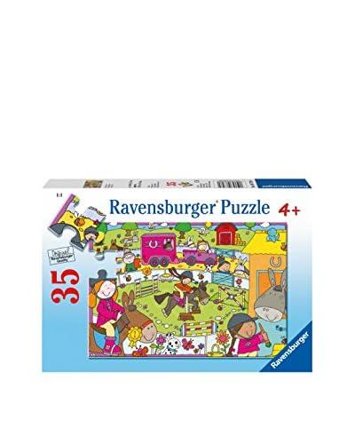 Ravensburger Pony Club 35-Piece Puzzle
