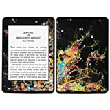 Diabloskinz Vinyl Adhesive Skin Decal Sticker for Amazon Kindle Paperwhite - Leto2