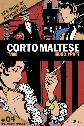 Corto Maltese - Tango #4: 125 anni di avventure