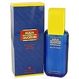 AQUA QUORUM by Antonio Puig Eau De Toilette Spray 3.4 oz for Men