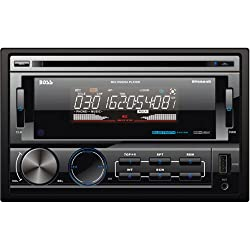 See Brand New Boss In-Dash Mechless Double-Din Mp3/Am/Fm Receiver Details