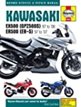 Kawasaki EX500 '87 to '08 ER500 '97 t...