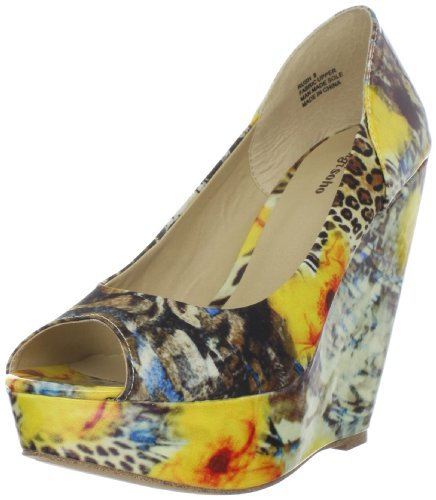 Rev ZiGiny Women's Rush Wedge Pump
